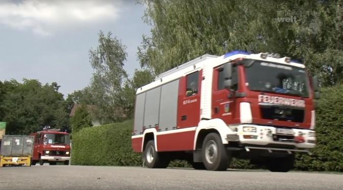 Forschung für die Feuerwehr: Vom Demonstrator zum realen Einsatz