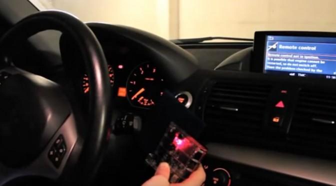 Carhacking – vernetzte Autos müssen sicherer werden