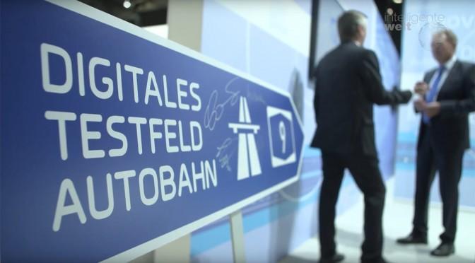 Wichtig für die Verkehrsinfrastruktur der Zukunft: Das digitale Testfeld Autobahn.