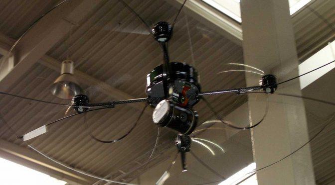 Automatisiertes Retten – Drohnen im Rettungseinsatz