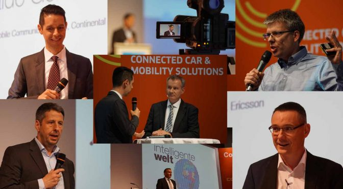 ConCar Expo – Disruption trifft vernetzte Autos
