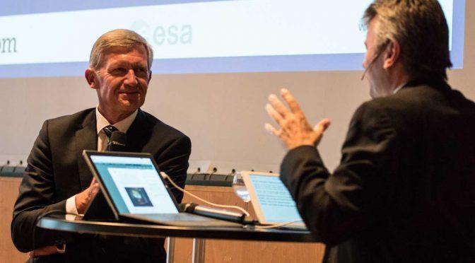 Prof. Dr. Gerd Buziek im Gespräch mit Intelligente-Welt-Chefredakteur Christian Spanik