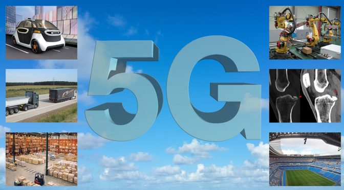 Revolution in vielen Branchen: Anwendungen für 5G