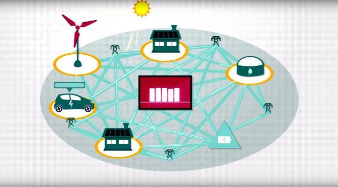 Clevere Energie-Verteilung durch Smart Grids? Läuft!