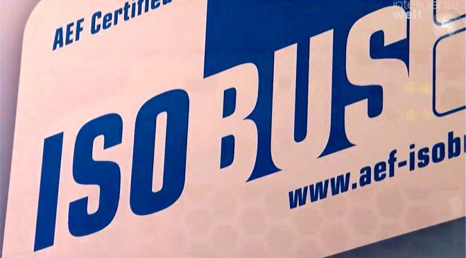 Der ISOBUS ist eine Standardschnittstelle für landwirtschaftliche Maschinen. Die Firma AEF zertifiziert seine herstellerübergreifende Kompatibilität.