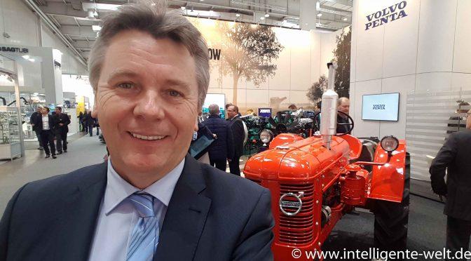 Vom Traktor bis zur Drohne - Christian Spanik berichtet von der Agritechnica 2017