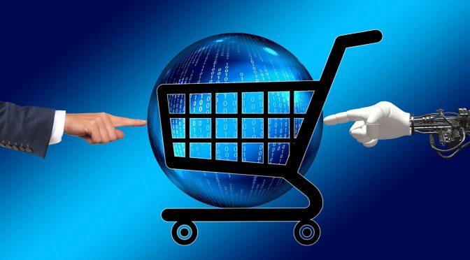 Künstliche Intelligenz im Handel: Hilft KI im Wettbewerb gegen Amazon & Co.?