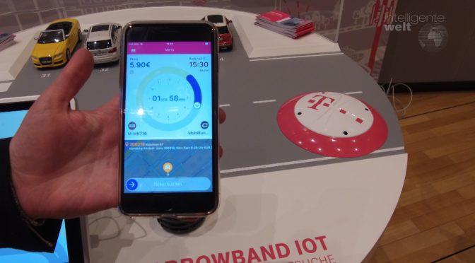 Telekom: Smart Parking und Digital Drive