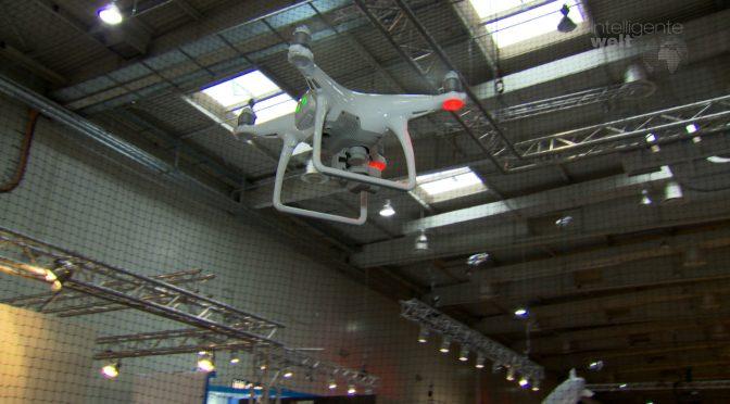 Drohnen erobern die Geschäftswelt