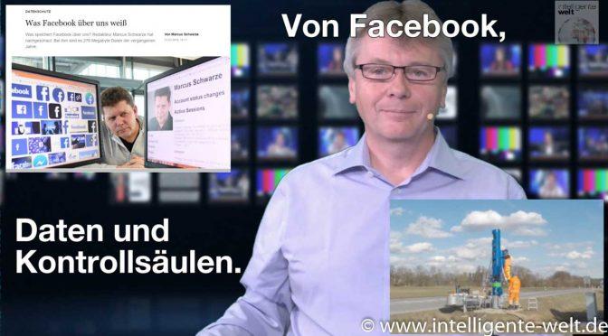 09:59 - Digitalmagazin: Von Facebook, Daten und Kontrollsäulen