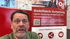 Martin Goldmann berichtet im Rahmen einer Recherchereise über Projekte und Erfolge bei der Digitalisierung des Mittelstands.