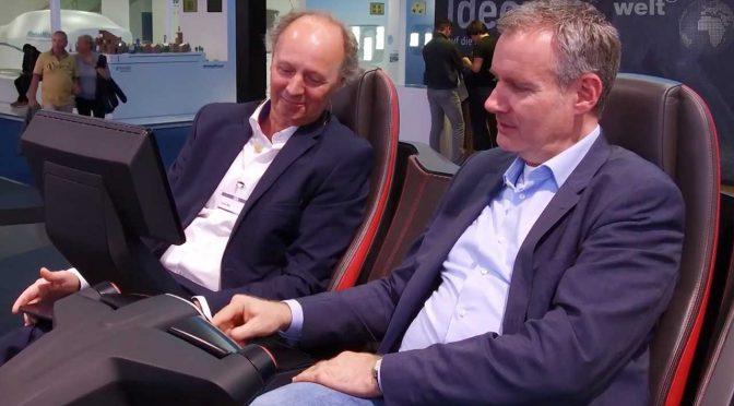 Bosch Concept Car: So könnte Autofahren in Zukunft aussehen