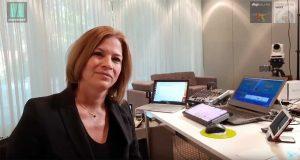 """Frauke Heistermann, Mitglied des Vorstands des BVL: """"Die Logistikbranche ist immer in Bewegung."""""""