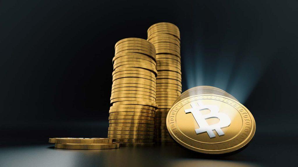 Kryptowährungen wie Bitcoin basieren auf komplexen kryptografischen Berechnungen.