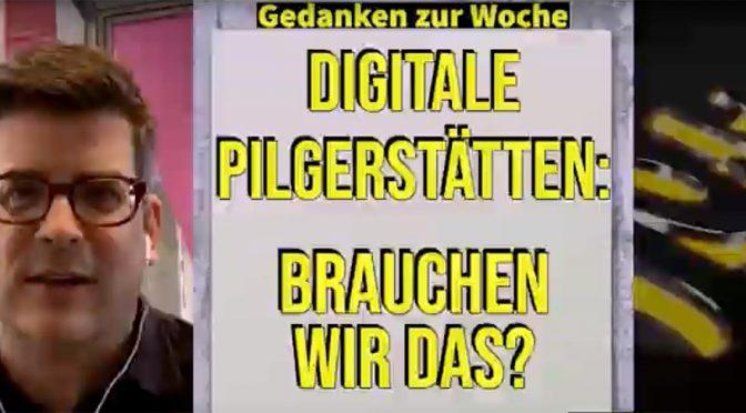 09:59 – das Digitalmagazin: Brauchen wir digitale Pilgerstätten?