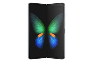 """Samsung präsentierte sein Foldable Smartphone """"Galaxy Fold"""" schon Mitte Februar in San Francisco."""