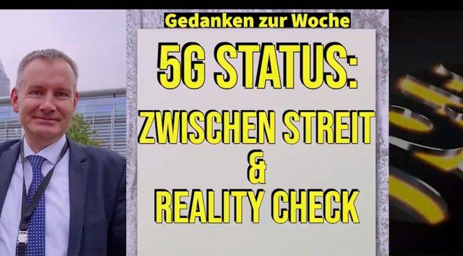 Mit Hannes Rügheimer im Gespräch: Auf dem Weg zu 5G in Deutschland