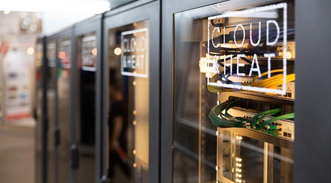 Cloud & Heat – mit der Abwärme von Rechenzentren Gebäude heizen