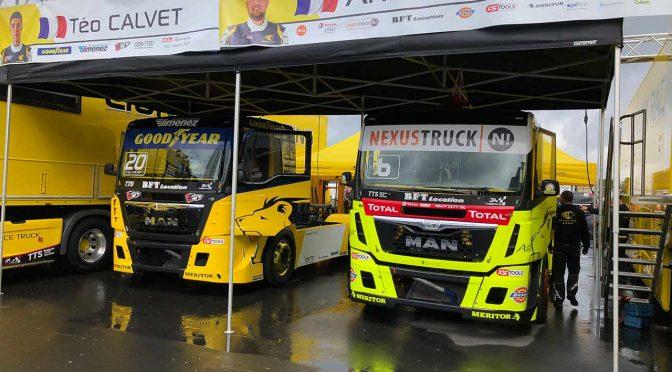 Intelligente Welt vor Ort auf dem Truck Grand Prix