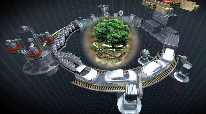 Digitalisierung und Klimaschutz: Profitiert die Umwelt?