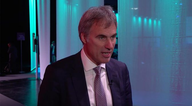 Interview mit Bitkom-Präsident Achim Berg: Digitale Plattformen für B2B
