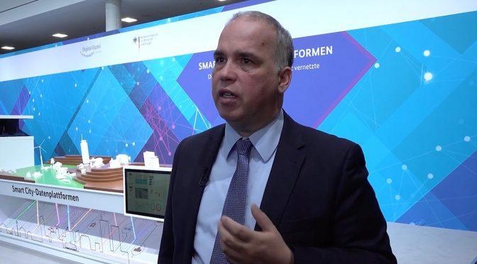Interview mit Dr. Dirk Wössner, Deutsche Telekom AG, zum 5G- und Mobilfunkausbau