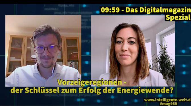 Wie Vorzeigeregionen bei der Energiewende helfen