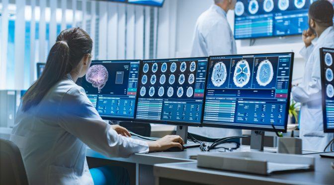 360 Grad KI: Künstliche Intelligenz und das Gesundheitswesen