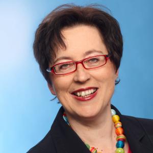 Theresia Vogel, Geschäftsführerin des österreichischen Klima- und Energiefonds