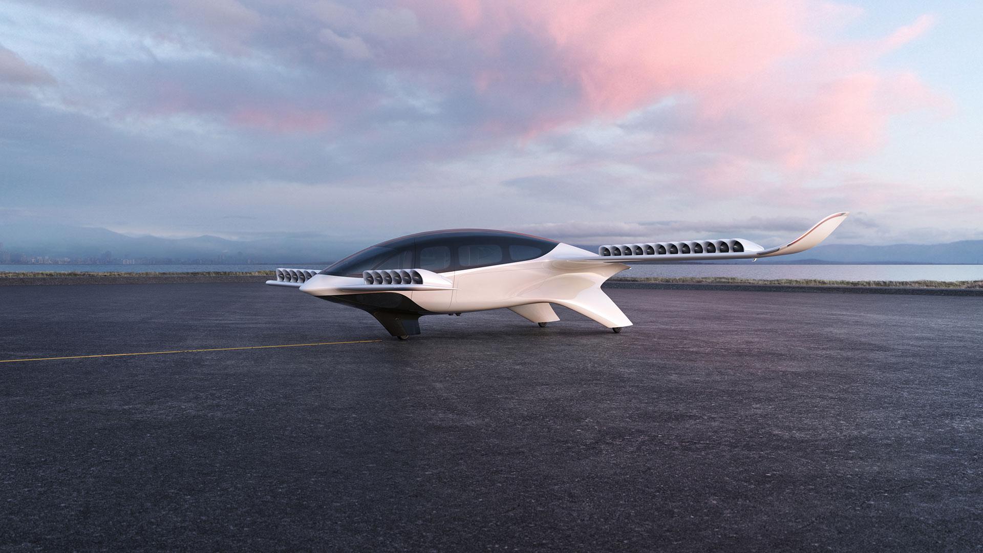 Lilium setzt auf senkrecht Startende Flugdrohnen mit Pilot