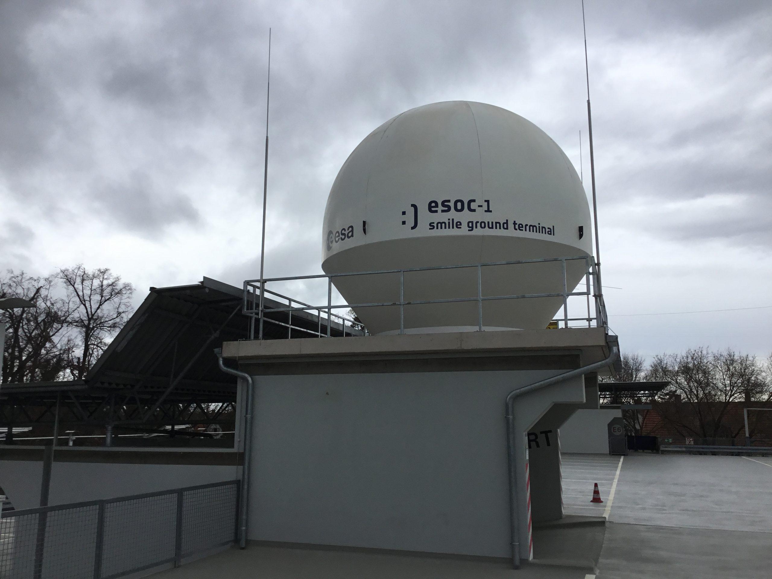 Die ESA stellt mit dem Projekt SMILE Resourchen für Cube-Sat Entwickler zur Verfügung.