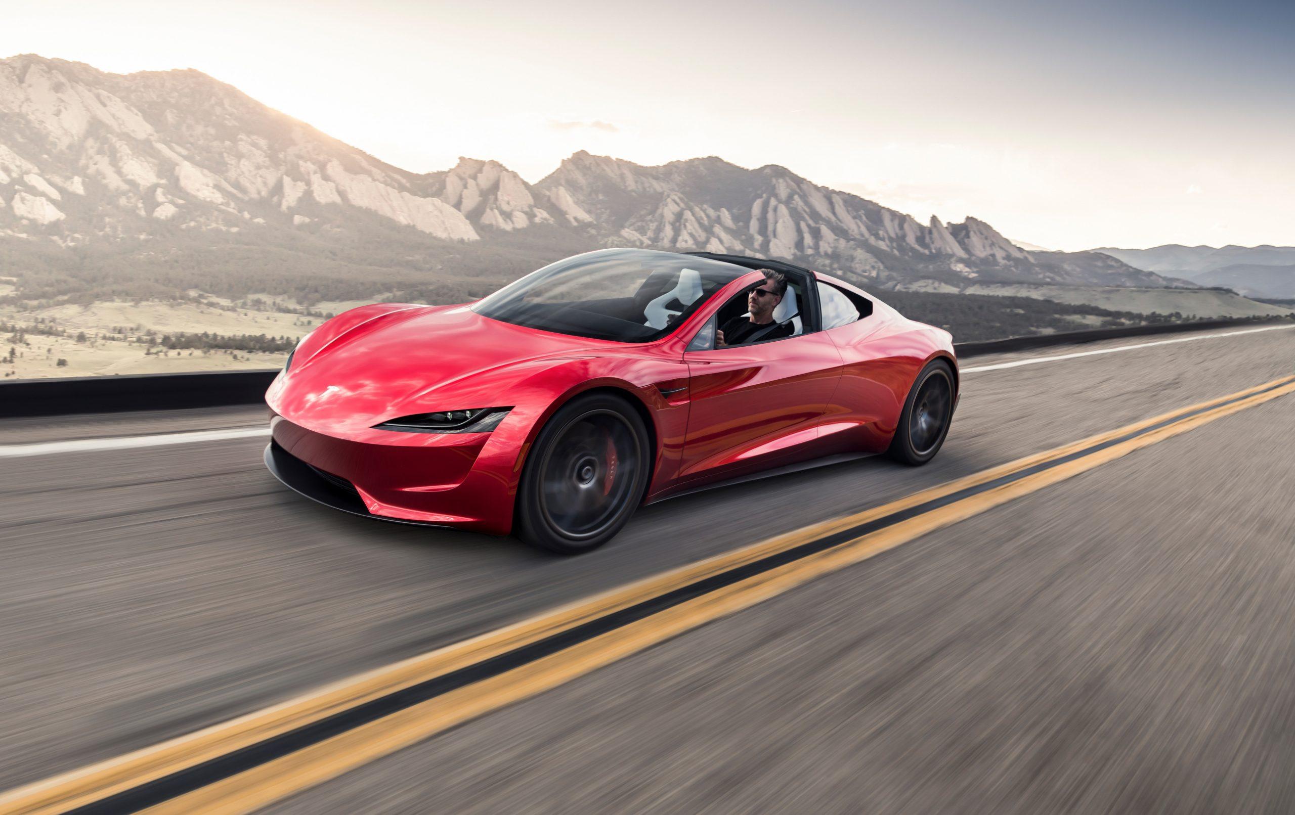 Bei der Produktion einer 100kWh-Batterie eines Tesla werden bis zu 10 Tonnen CO2 freigesetzt.
