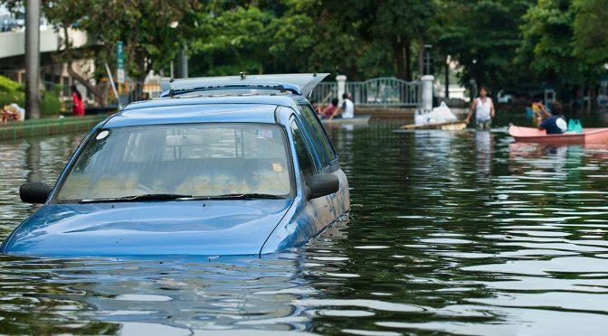 Flutkatastrophe: Kann KI beim Katastrophenschutz helfen?