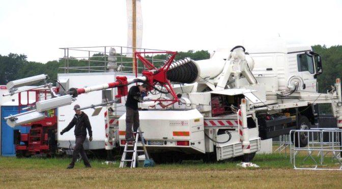 Flutkatastrophe: Not-Mobilfunk aus mobilen Basisstationen